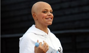 Jade Goody terminally cancer