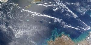 Montara oil rig: Oil rig leak fuel into the Timor Sea