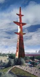 Boris Johnson plans Olympic Park monument