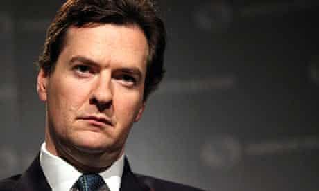 George Osborne Delivers A Speech On The UK's Economic Future