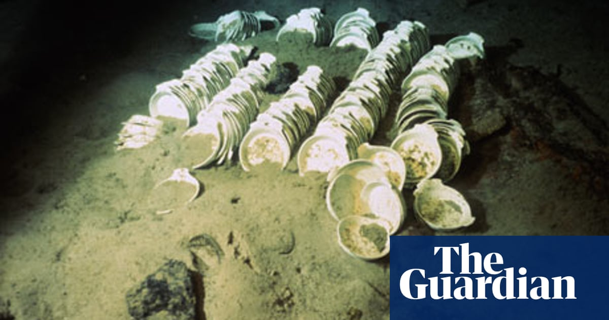 Letters: Titanic dispute over underwater heritage ...