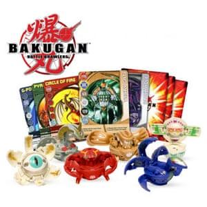 top 12 toys for xmas: Bakugan battle pack