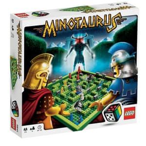top 12 toys for xmas: Lego Minotaurus