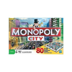 top 12 toys for xmas: Monopoly City