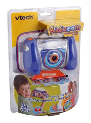top 12 toys for xmas: vtech kidizoom