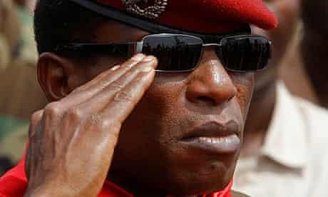 Captain Moussa 'Dadis' Camara