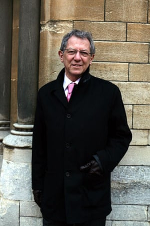 Environment decade: Sir David King, the prime minister's scientific adviser