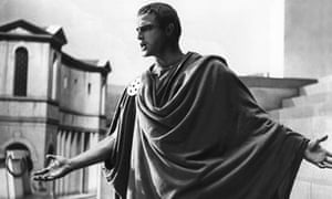 Marlon Brando as Julius Caesar