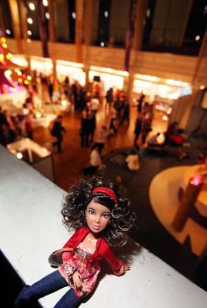 Top toys: Alexis, a Liv Doll