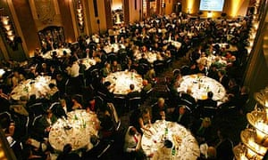 The Gold Badge Awards at the Park Lane Hotel
