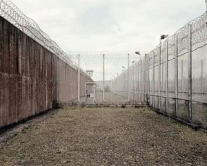 Deutsche Borse: NORTHERN IRELAND. The Maze Prison. Sterile, Phase 1 (2003)