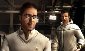 Danny Wallace in Assassin's Creed 2