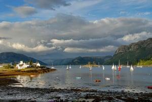 10 best harbours: 10 best harbours plockton