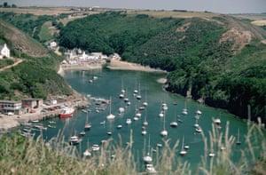 10 best harbours: 10 best harbours solva