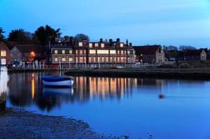 10 best harbours: 10 best harbours Blakeney