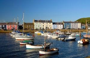 10 best harbours: 10 best harbours Aberaeron