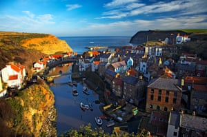 10 best harbours: 10 best harbours staithes