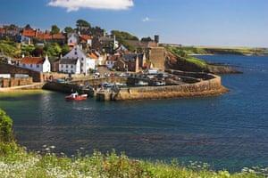 10 best harbours: 10 best harbours crail