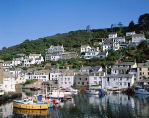 10 best harbours: 10 best harbours, Polperro