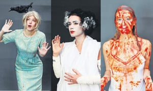Laura Barton Halloween costumes