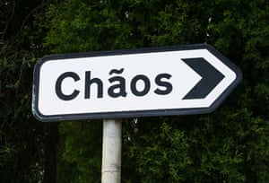 In Pictures: Chaos: Alison Owen-Morley