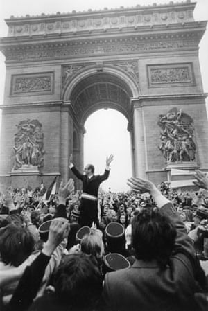 Jacques Chirac: 1977: The new Mayor of Paris, Jacques Chirac