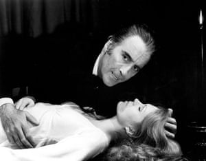 Christopher Lee: The Satanic Rites Of Dracula
