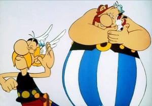 Asterix: Asterix and Obelix