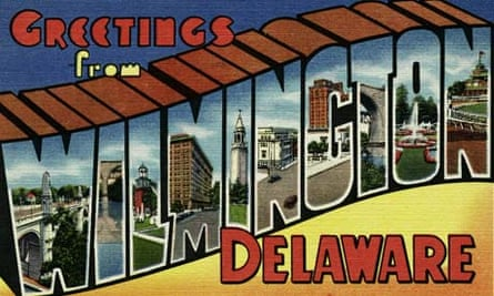 Greeting Card from Wilmington, Delaware