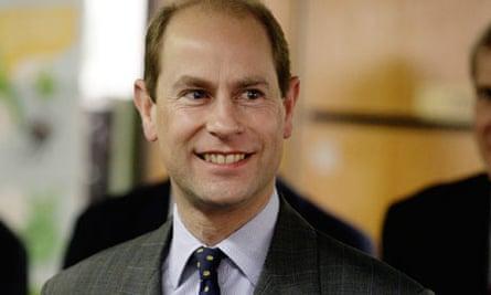 Prince Edward visits Duke of Edinburgh awardees in Sydney