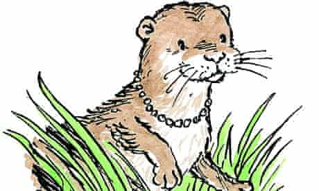 Lottie the Otter, from the Winnie-the-Pooh sequel Return to the Hundred Acre Wood