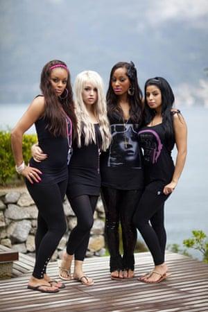 X Factor final 12: X FACTOR final 12