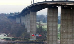Two women died after apparently leaping into the Clyde from Erskine bridge