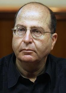 以色列战略事务部长Moshe Ya'alon