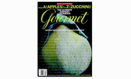 Gourmet magazine from September 2009