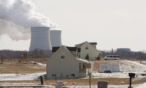 Exelon nuclear power plant
