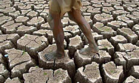 Thailand drought