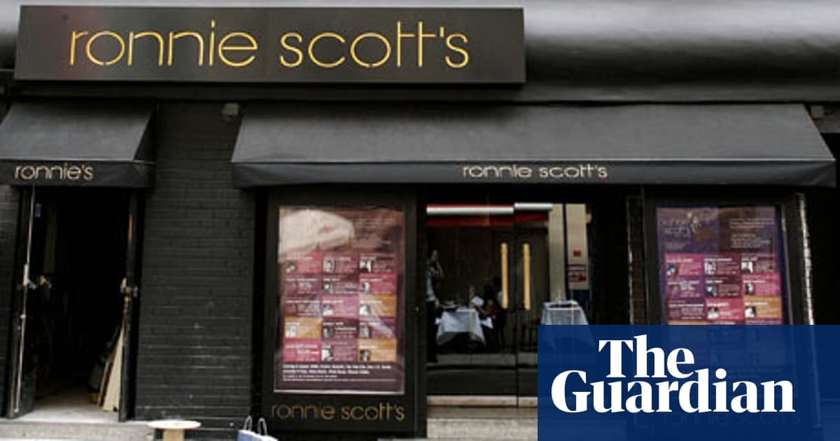Happy 50th, Ronnie Scott's   Music   The Guardian
