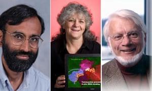 The 2009 Nobel Prize in Chemistry  Venkatraman Ramakrishnan, Ada E. Yonath and Thomas A. Steitz