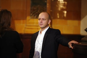 Top Ten Tories: Conservative advisor Steve Hilton at the Conservative Party Conference 2007