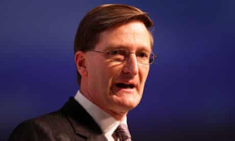 Shadow justice secretary Dominic Grieve