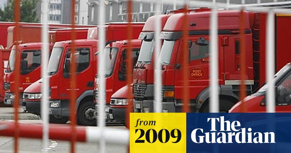 Argos And Ebay Ready To Desert Royal Mail As Union Votes For Strike Business The Guardian