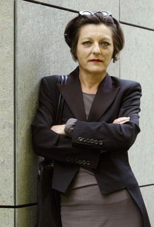 Herta Muller: Herta Mueller at the German Konrad Adenauer Foundation in Weimar