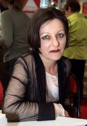 Herta Muller: Herta Mueller in Paris in 2001