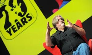 Matt Groening celebrates 20 years of the Simpsons at Mipcom 2009