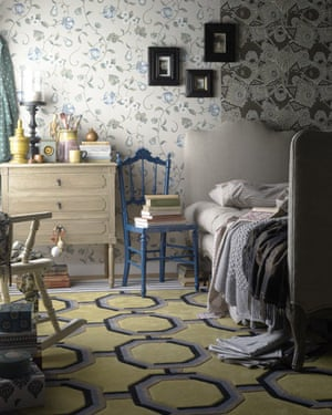novelists rooms woolf