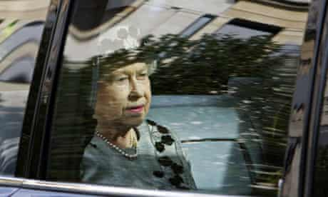 The Queen at St Paul's Cathedral