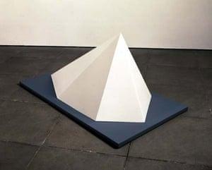 Play: A Festival of Fun: Sol LeWitt, Pyramid, 1985