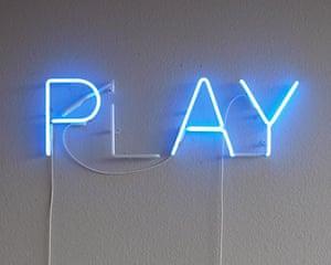 Play: A Festival of Fun: Ulrik Weck, Play