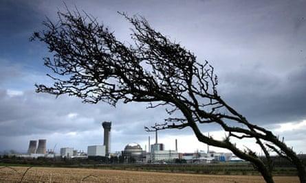 GBR: Sellafield Nuclear Plant In West Cumbria